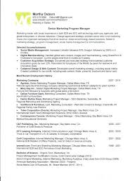 Marketing Marketing Resume Samples Hiring Managers Will Marketing ...
