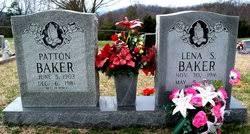 Lena Sizemore Baker (1916-2003) - Find A Grave Memorial