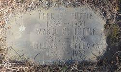 Mabel Graves Tuttle (1875-1968) - Find A Grave Memorial