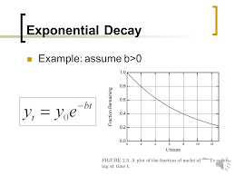 8 exponential growth diffeial equation