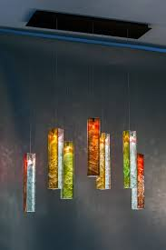 art glass lighting fixtures. 48 Most Perfect Talia Drops Art Glass Chandelier Using Rectangular Pendants Outdoor Brushed Nickel Sea Crystal Lighting Fixtures