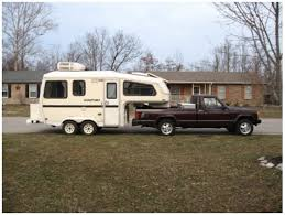 Small Picture Meet a 30 Year Old Small Fifth Wheel Camper Who Goes By Quantum 5