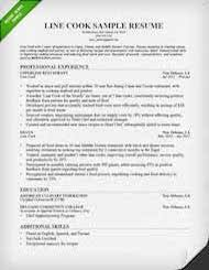 line-cook-resume-sample