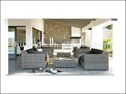 image modern wicker patio furniture. Gray Wicker Outdoor Furniture Modern Patio Dining Set . Image