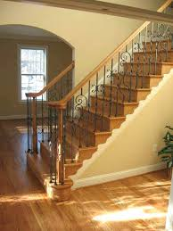 replace stair railing. Replace Stair Railing Custom Staircase Design And Installation Cost L