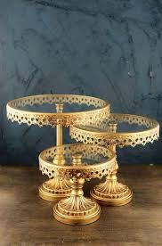 diy chandelier cake stand good looking metal and crystal