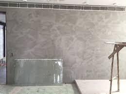 exposed concrete interior design
