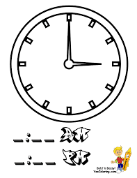 03 clock coloringkidsboys gif