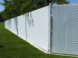 Contemporary Chain Link Fence Slats Privacy Intended Decorating