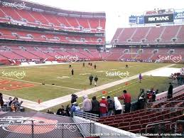 Cleveland Browns Stadium Seating View Bulutlar Co