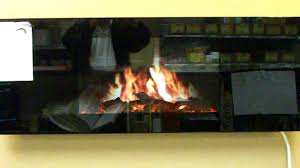 electric fireplaces a very realistic appearance
