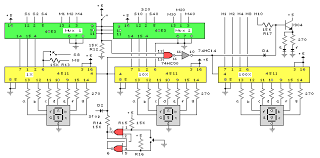 countdown timer circuit diagram the wiring diagram electronic timer schematic diagram nodasystech circuit diagram
