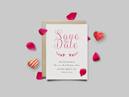 save the date template free download save the date invitation card psd by graphicsfuel rafi dribbble