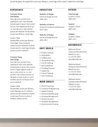 Simple Resume Templates Rumble Design Store Template Word Free Muygeek