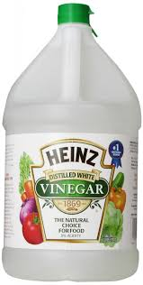 it is used to clean windows by loosening streaks and stains white vinegar also works the same with glass top stoves