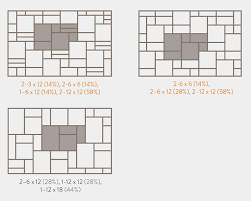 paver patterns concrete paver designs