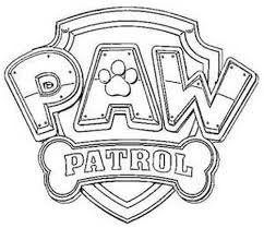 Paw Patrol Disegni Da Stampare E Colorare