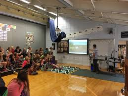 Great Works School Students Work with Educational Video Game Developer Adam  Kelley – Marshwood Great Works