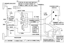 western plow light wiring diagram arcnx co Western Unimount Plow Wiring Diagram snow plow head light wiring schematic snowplowing contractors com at arctic diagram western