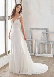 Designer Sheath Wedding Dresses Marisol Wedding Dress Morilee