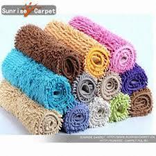 china rubber non slip washable kitchen area rugs 1 material