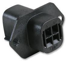 19429 0025 molex rectangular power connector panel mount crimp molex 19429 0025