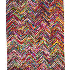 multi color block area rug home design ideas multi colored chevron area rug