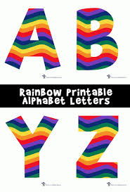 There are 326 block print font for sale on etsy, and they cost $5.27 on average. Rainbow Alphabet Printable Letters Woo Jr Kids Activities