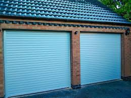 alluagurd 77 light grey roller doors