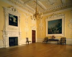 ... Dining room from Kirtlington Park ...