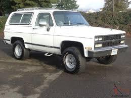Chevrolet Blazer K5 Silverado 4X4 1990 1988 1987 1986 1985 1984 ...