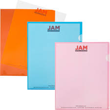 <b>Plastic Sleeves</b> | JAM Paper