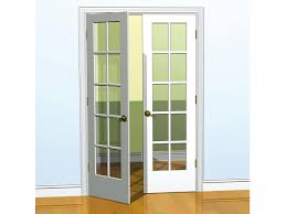 French Door Opening Installing French Doors What You Should Know Diy