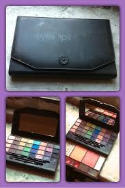 this is the studio makeup clutch palette by e l f this is a 47 piece palette and