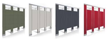 Bobrick Phenolic Color Chart Toilet Partitionssystems