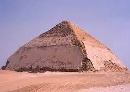 a short introdction to the pyramids of  the bent pyramid was one of the first efforts to build a true smooth sided