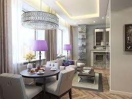 Home Designs: Purple Design Ideas - Space Efficient Design