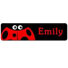 personalised children s door sign cute cartoon ladybird bedroom door plaque new baby gift