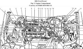 2001 ford escort zx2 2 0 rough idling car would idle rough and 2001 Ford ZX2 Parts at Wiring Schematic For 2001 Ford Escort Zx2