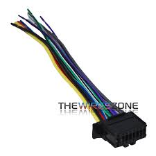 16 pin wire harness for select 2010 pioneer car radio cd player Wire Harness For Pioneer Car Stereo 16 pin wire harness for select 2010 pioneer car radio cd player stereo receiver Raptor Car Stereo Wire Harness