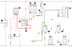 2007 ktm 950 adventure electric starter system circuit and 2007 ktm 950 adventure electric starter system circuit and schematics diagram