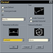 autocad dimension text size autocad tutorial dimensioning cadtutor