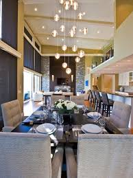 Decorating Ideas For Open Living Room And Dining Room Open Plan