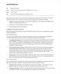 informal memo template memorandum report example informal memo progress letter sample