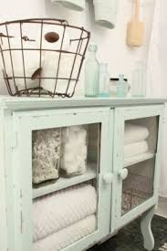 shabby chic bathroom furniture. shabby chic bathroom cabinet in a soft color i love furniture