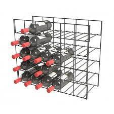 7/5/3 slot classic wine rack invertido montado na parede de vidro cabide de suspensão suporte para cálices ferro fio metal recolha de vinhos rack de exposição para adega restaurante bar, elegantes presentes clássicos preto 1x (5 slots). Adega Garrafeiro Nicho Aramado 30 Garrafas 6lx5a
