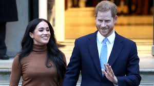 Prince Harry And Meghan To 'Step Back' As Senior Royals : NPR