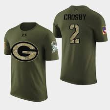 - Camo Salute To Military Service Packers Digital T-shirt Rodgers Men 2018 Aaron