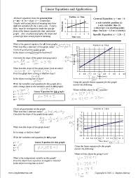 graphing linear equations worksheet pdf the best worksheets image collection and share worksheets