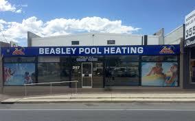 beasley solar pool heating